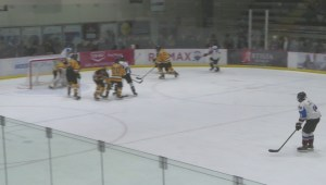 HIGHLIGHTS: High School Hockey Final – Garden City vs Sturgeon Heights – Feb. 27